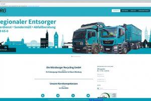 kommunikationssalon digital Websitegestaltung WRG