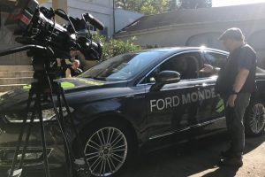 Event - Incentive Ford Trophy Bavaria Film Workshop - kommunikationssalon