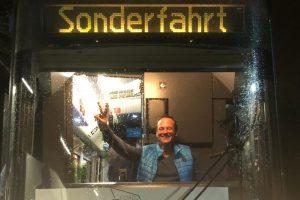 Event - Incentive Ford Trophy Tram Sonderfahrt - kommunikationssalon
