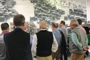 Event - Incentive Ford Trophy Verkehrsmuseum - kommunikationssalon