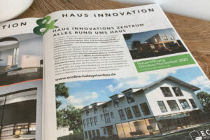 kommunikationssalon Printwerbung Advertorial MMtz Eco HIZ